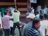 Video : Video Shows Andhra Journalist Attacked, Crowd Watched, Nobody Helped