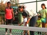 Video : Sania Mirza to Nurture Next Generation of Indian Tennis