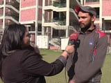 Video: Mohit Ahlawat Hopes to Get Picked For IPL