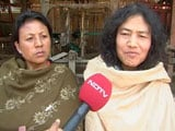 Video: Manipur Elections: Irom Sharmila On BJP's Offer, Arvind Kejriwal's Advice