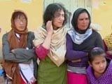 Irom Sharmila's 'Down To Earth' Campaign In Manipur Chief Minister Turf