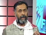 Video : Issue Of Anonymous Funding Untouched: Yogendra Yadav