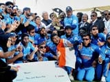 Video: India Beat Pakistan, Defend T20 World Cup for Blind Crown