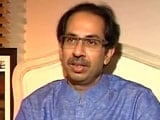 Video: I See A Mid-Term Election Ahead: Uddhav Thackeray To NDTV