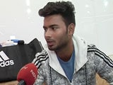 Video : Would Like to Emulate MS Dhoni's Calmness: Rishabh Pant