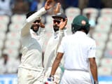 Video: India Defeat Bangladesh by 208 Runs in One-Off Test