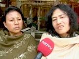 मणिपुर चुनाव : इरोम शर्मिला का बीजेपी पर आरोप