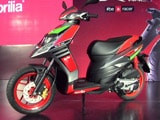 Video : Aprilia SR150 Race First Look