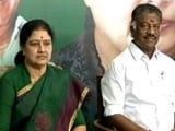 Video : AIADMK Now Has 2 Versions, Poll Symbols Hat And Electric Pole