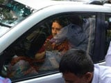 Video: After All-Day Drive From Chennai, Sasikala Now Jailed In Bengaluru