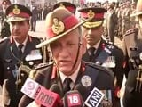 Video : Kashmiris Helping Terrorists Are 'Anti-Nationals', Says Army Chief