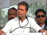 Video: Explanation Of 'Pappu' On WhatsApp Rejected By Congress, Leader Punished