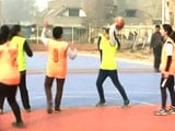 Video: Kashmiri Girls Take to Basketball, Want to Play in Nationals