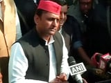 Video : Cycle Symbol Is For All Candidates, Want Them To Win: Akhilesh Yadav
