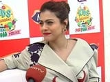Video: Kajol On 'Unsuitable' Friends And Friendships