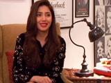 Video: Mahira Khan On Life, The Universe And SRK