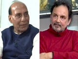 Video: Without Akhilesh-Congress Alliance, BJP Would Cross 300: Rajnath Singh To NDTV