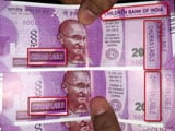 Video: At SBI ATM In Delhi, Fake Rs. 2,000 Notes By 'Children Bank of India'