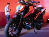 Video : 2017 KTM 250 Duke First Look