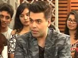 Video : Karan Johar Recalls The Time When He Got Death Threat