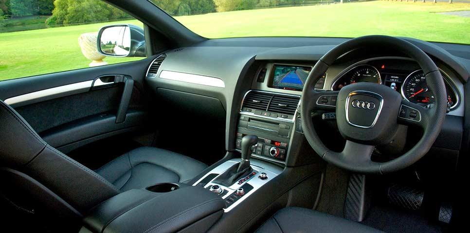 Audi Q Interiors India Best Accessories Home - Audi car q7 price in india