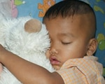 Sleep changes sign of puberty