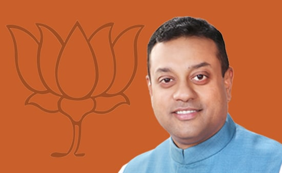 Image result for sambit patra