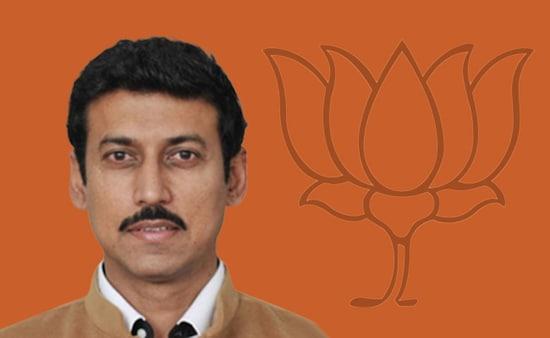 Rajyavardhan Rathore