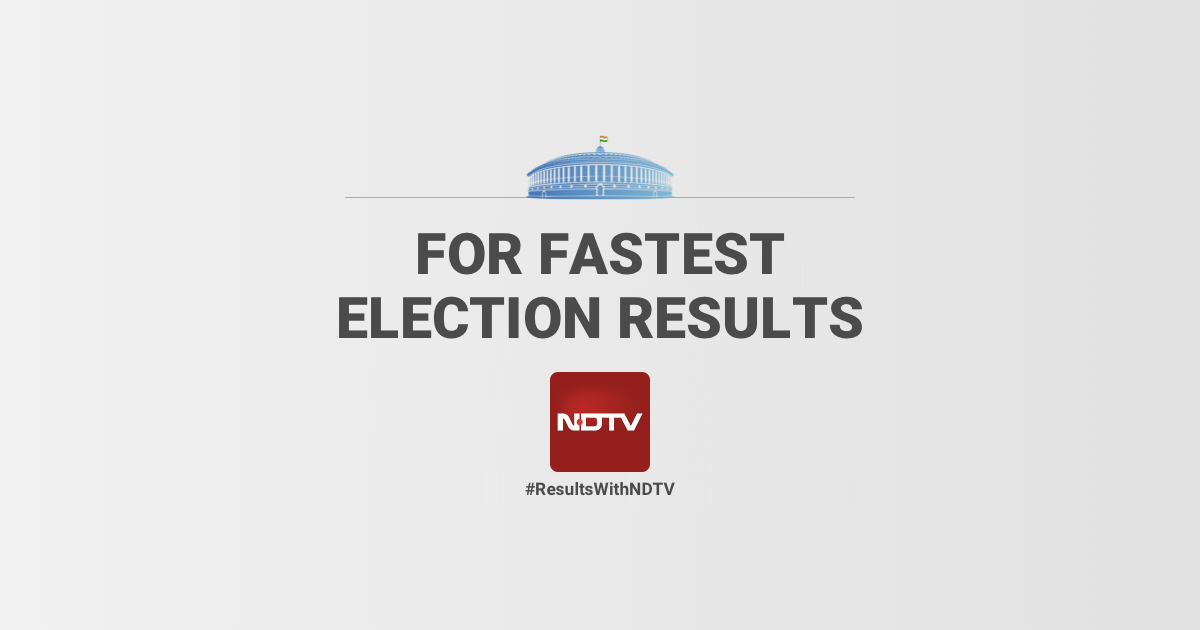 LIVE Election Results, Lok Sabha Election Results 2019