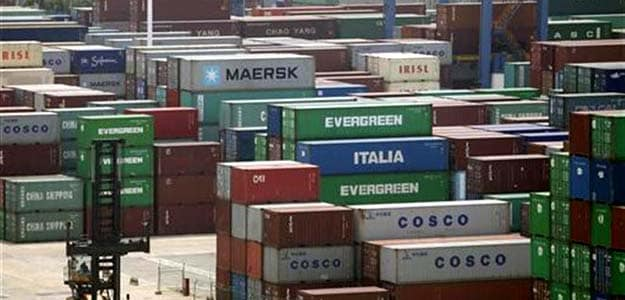 Exports fall 1.8% in FY13; March pick-up offers current account relief
