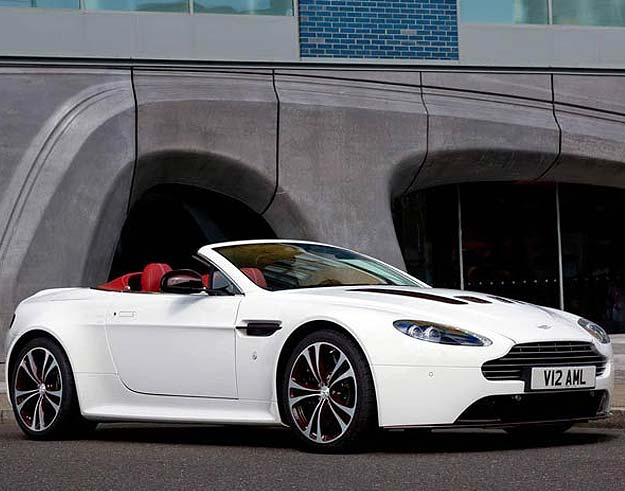 Aston Martin not for sale, only looking for funds