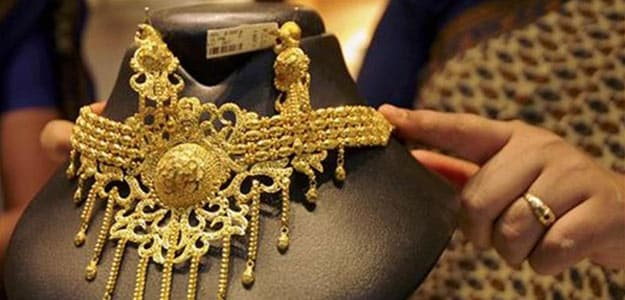 Gold slips below Rs 31,000 on stockists selling, global cues