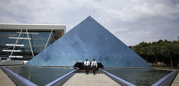 Infosys unexpectedly raises forecast, shares surge 17%