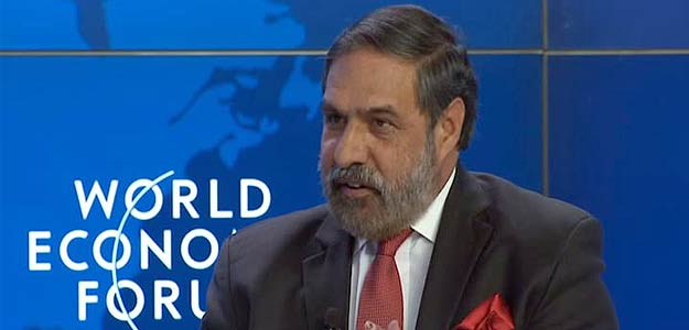 Corruption worldwide menace, don't single out India: Anand Sharma