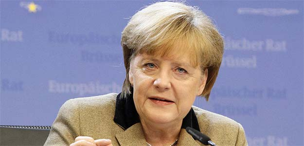 Economic environment in 2013 will not be easier: Angela Merkel