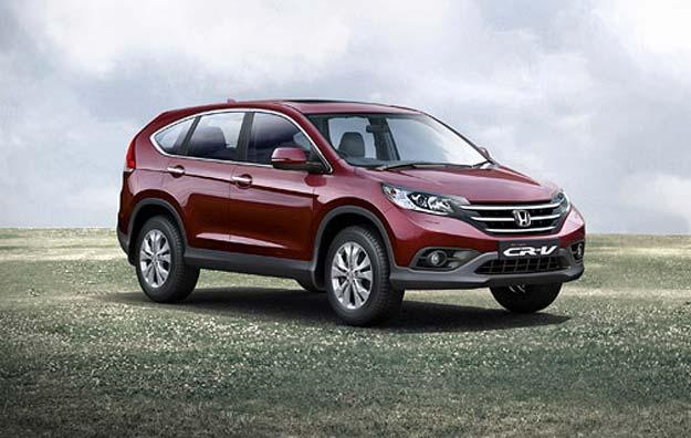 Honda launches new CR-V at Rs 19.95 lakh