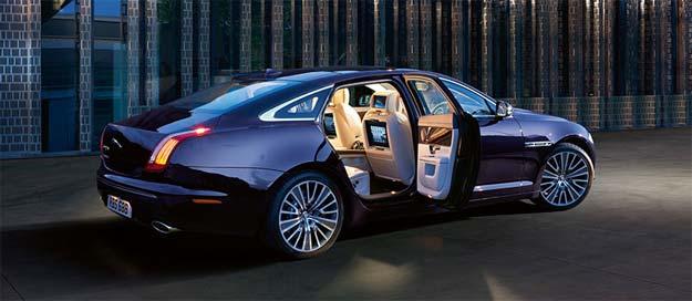 Jaguar launches XJ Ultimate at Rs 1.78 crore