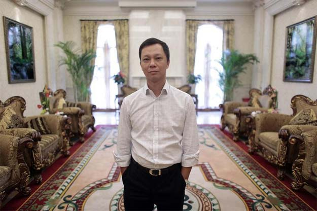 Jonathan Lu appointed new CEO of Alibaba Group