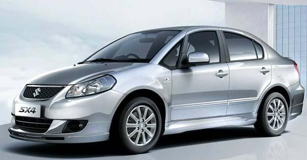 Maruti Suzuki's new SX4 starts at Rs 7.38 lakh