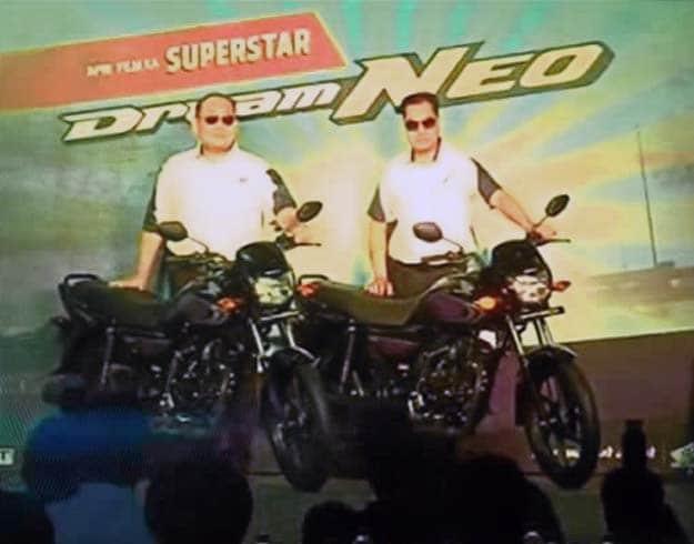 Honda launches 110 cc bike Dream Neo at Rs 43,150