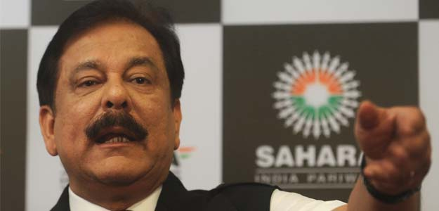 Sahara chief Subrata Roy meets with Sebi