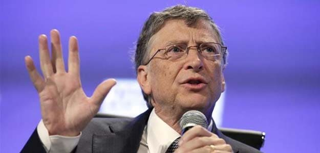 Bill Gates wants China to encourage wealthy Chinese to be more giving