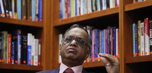 Who is Narayana Murthy?