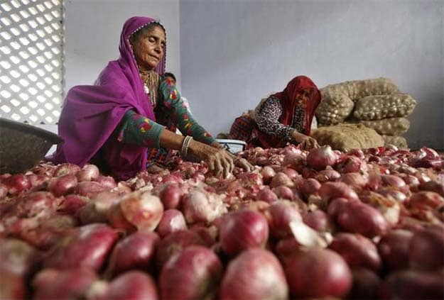 Government Withdraws Export Incentive For Onion As Prices Jump