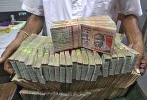 Rupee Edges Down After Hitting 58.98/Dollar