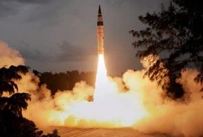 परमाणु क्षमता से लैस 'अग्नि-5' का दूसरी बार सफल परीक्षण