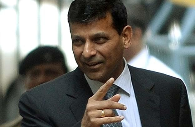 File photo: RBI Governor Raghuram Rajan
