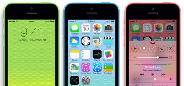 Airtel, Reliance to sell iPhones 5C, 5S from November 1