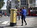 Royal Mail makes sparkling stock market debut