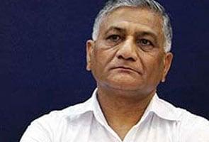 जम्मू-कश्मीर में सैनिकों की रक्षा के लिए आफस्पा आवश्यक : जनरल वीके सिंह